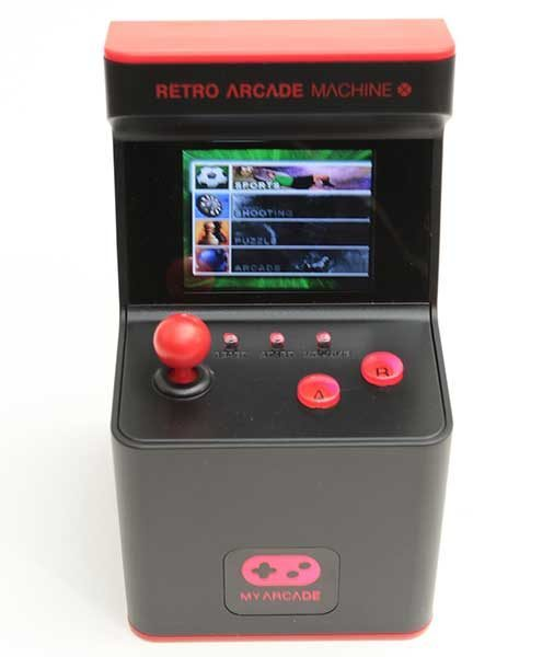 dreamgear retro arcade 7