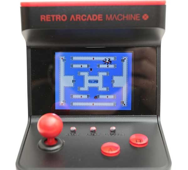 dreamgear retro arcade 8