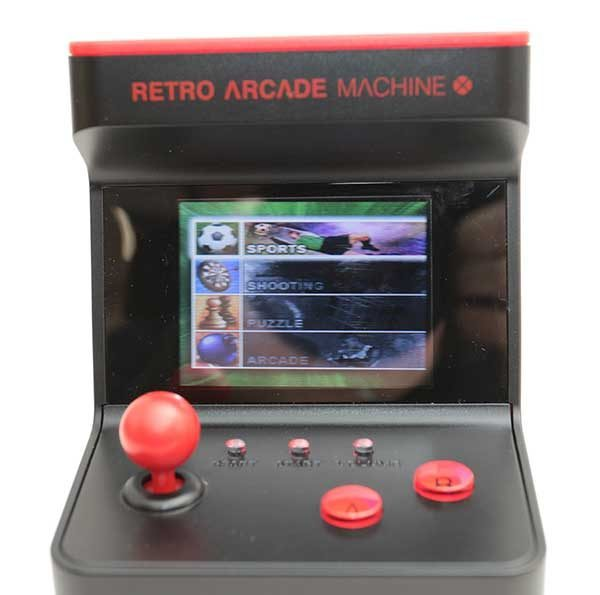 dreamgear retro arcade 9