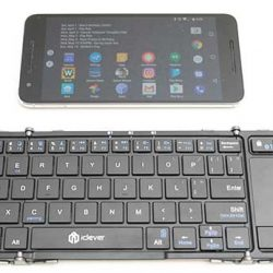 iClever Tri-Folding Wireless Keyboard review