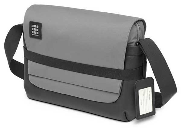 586c7eb45ec8 Moleskine s new ID Collection includes bags for your EDC items – The ...