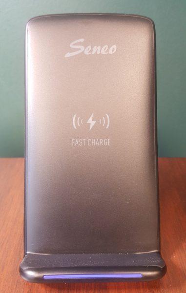 Seneo Pa046 Fast Wireless Charger 10w Qi Wireless Charging