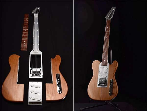 Reconfigure your guitar effortlessly with a Somnium ...