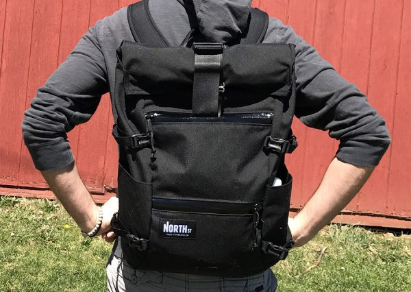 The Flanders Backpack Is Roll Top Weatherproof And Ready For Action