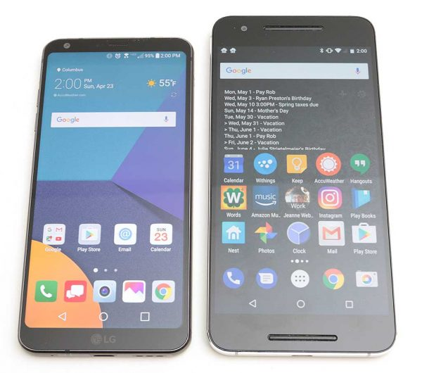 LG G6 review – The Gadgeteer