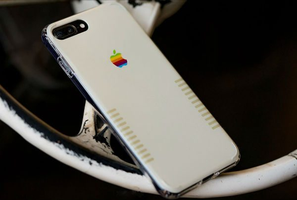 new style dbf42 b5eb6 Your iPhone will travel back in time with this Slickwraps Apple ...