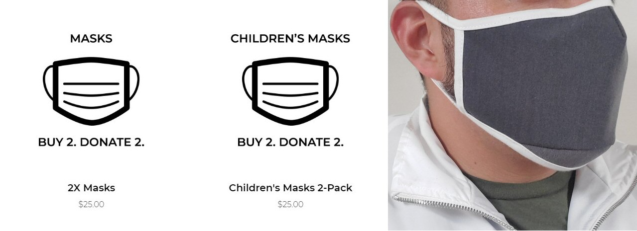 'Thousands of Masks' – Help Allett save lives by buying + donating masks – The Gadgeteer