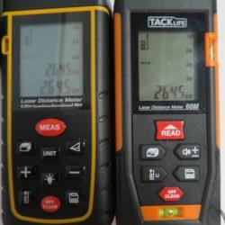 Tacklife HD60 laser distance measurer review