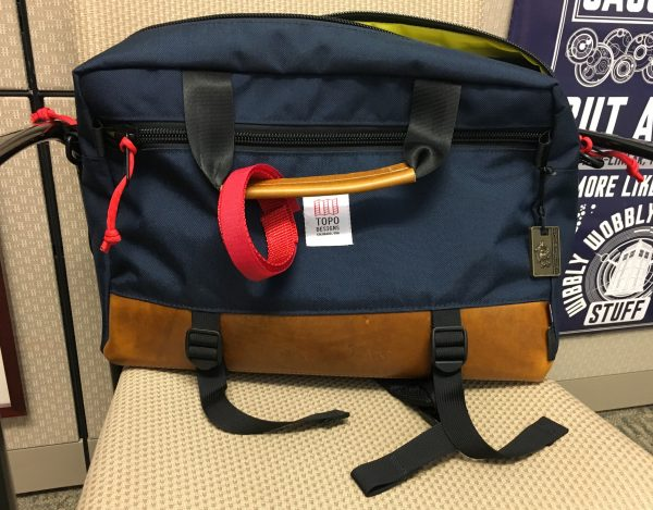 Topo Designs Commuter Briefcase Review The Gadgeteer
