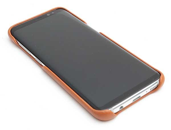 huge discount 3516f 95204 Mujjo Samsung Galaxy S8 full grain leather case review – The Gadgeteer