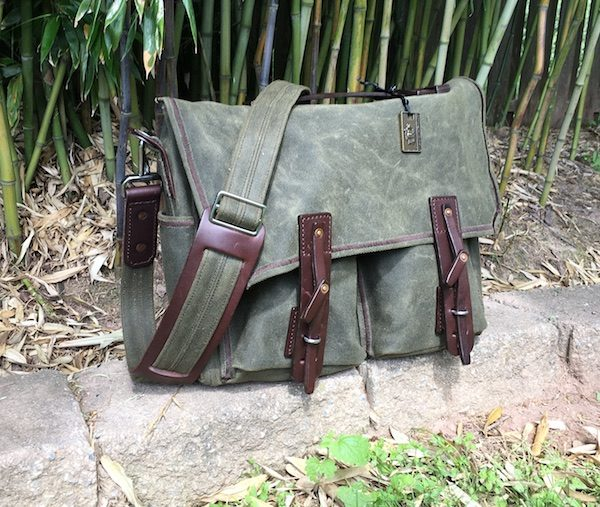 5971cf7f61 Saddleback Leather Mountainback Front Pocket Gear Bag review – The ...