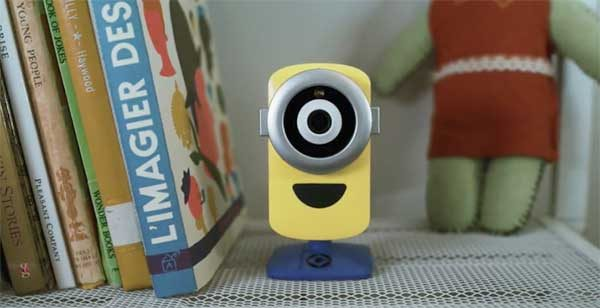 Minion Camera Case : Tends minion cam is a home security camera designed to do your