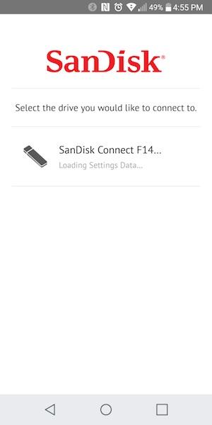 sandisk wireless stick 28
