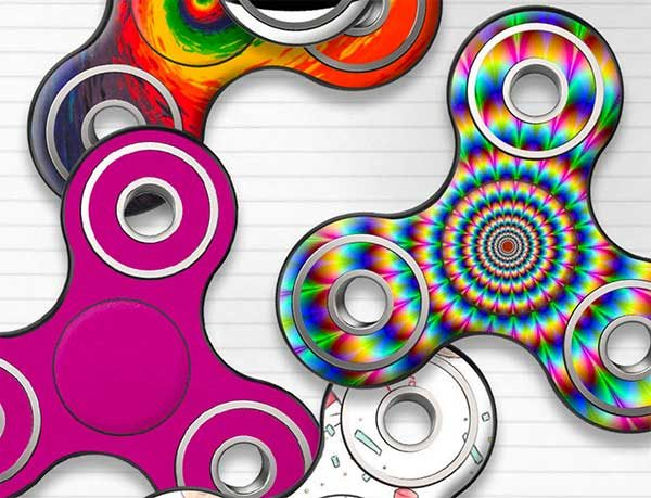 Have You Jumped On The Fidget Spinner Bandwagon Yet It Seems Like Where Ever I Turn There Are Spinners In All Manner Of Colors Shapes And Sizes