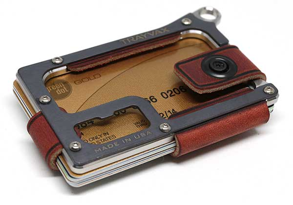 Making Stuff Up >> Trayvax Contour wallet review – The Gadgeteer