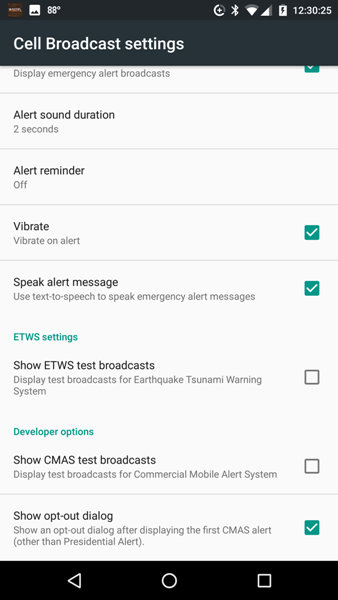 Wireless Emergency Alerts Wea Explained Amber Alerts