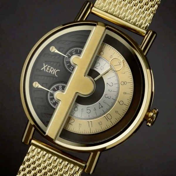 Ad xeric s fifth kickstarter proves crowdfunded watches are here to stay the gadgeteer for Watches xeric