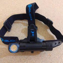Olight H2R Nova Flashlight review