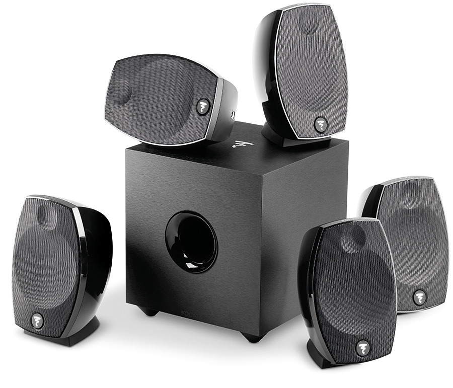 focal focuses on dolby atmos with its newest line of sib evo home theater speakers the gadgeteer. Black Bedroom Furniture Sets. Home Design Ideas