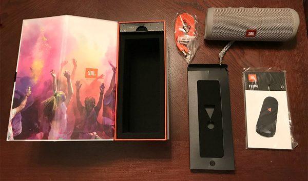 JBL Flip 4 Waterproof Bluetooth speaker review – The Gadgeteer