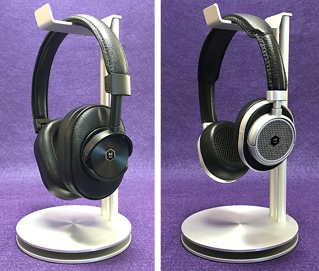 ef0a16c5f59 The on-ear MW50 looks like a lovechild of the MH40 and MH30. Both are  equally stunning to look at which is becoming a Master & Dynamic ...