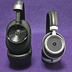 Master & Dynamic MW60 wireless and MW50 wireless headphones review