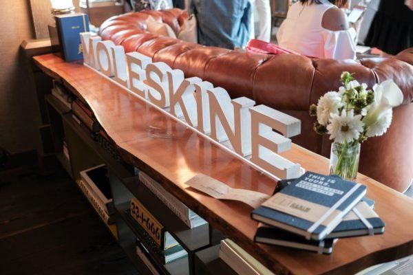 Moleskine Event NYC2017 01