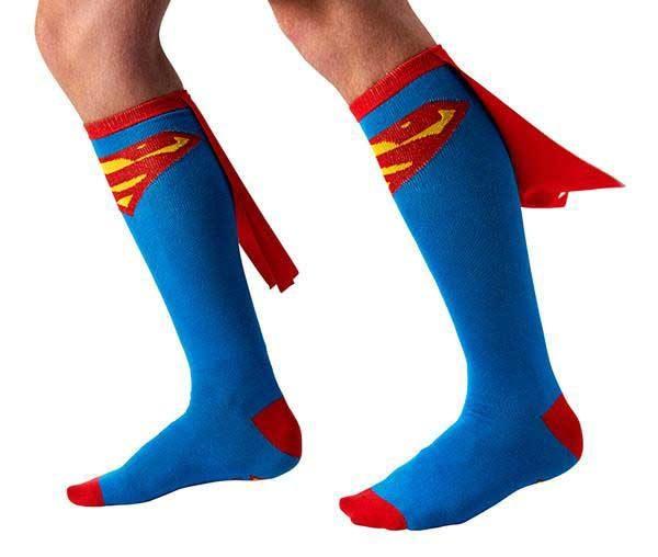 caped socks 1
