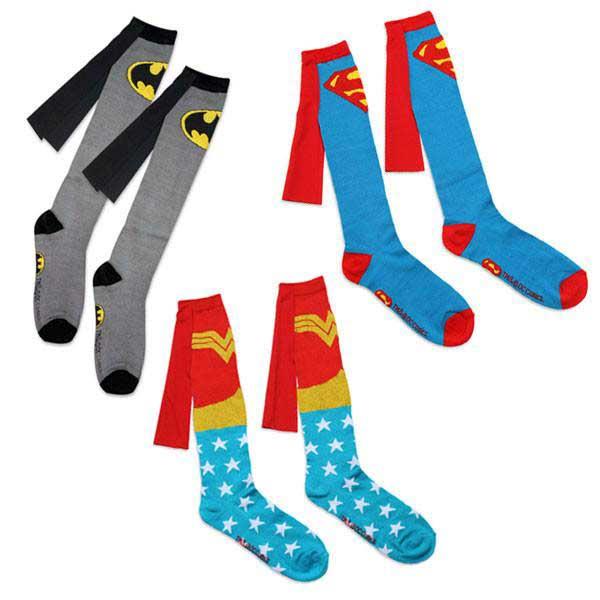 caped socks 2