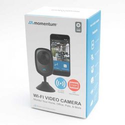 Momentum Wi-Fi Video Camera review