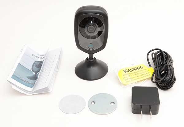 Minion Camera Case : Momentum wi fi video camera review u2013 the gadgeteer