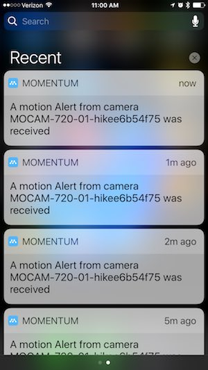 Momentum Wi-Fi Video Camera review – The Gadgeteer