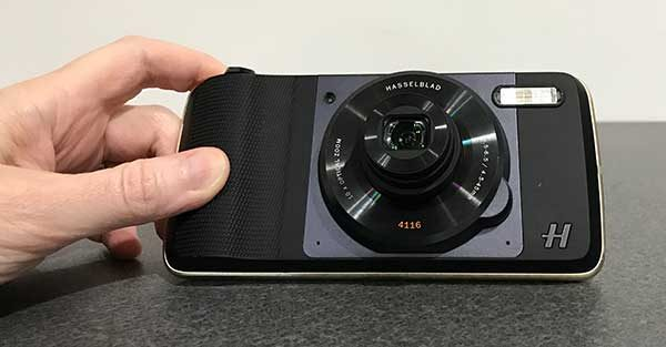 newest collection c3f61 5f0fa Hasselblad True Zoom Camera Moto Z Mod review – The Gadgeteer