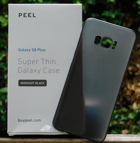 the latest da1ed aecca Peel Super Thin Samsung Galaxy S8 Plus case review – The Gadgeteer