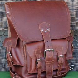Saddleback Leather Thin Front Pocket Backpack review