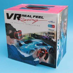 VR Real Feel Racing 3D reality simulator review
