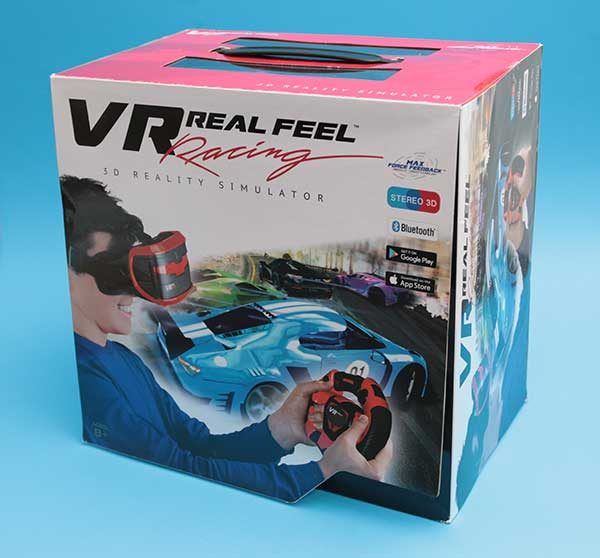 VR Real Feel Racing 3D reality simulator review – The ...