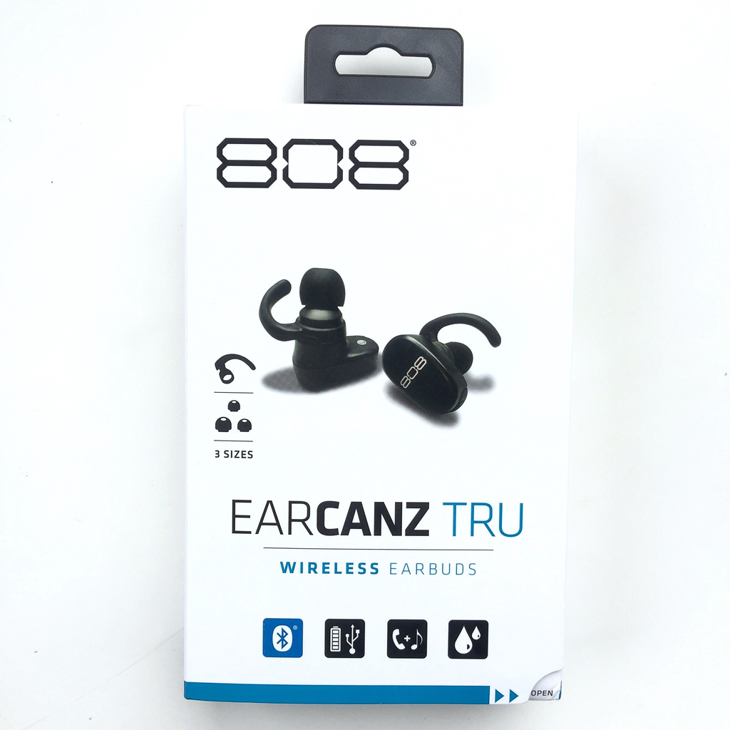 240f8783228 808 Audio EarCanz TRU Wireless Earbuds review – The Gadgeteer