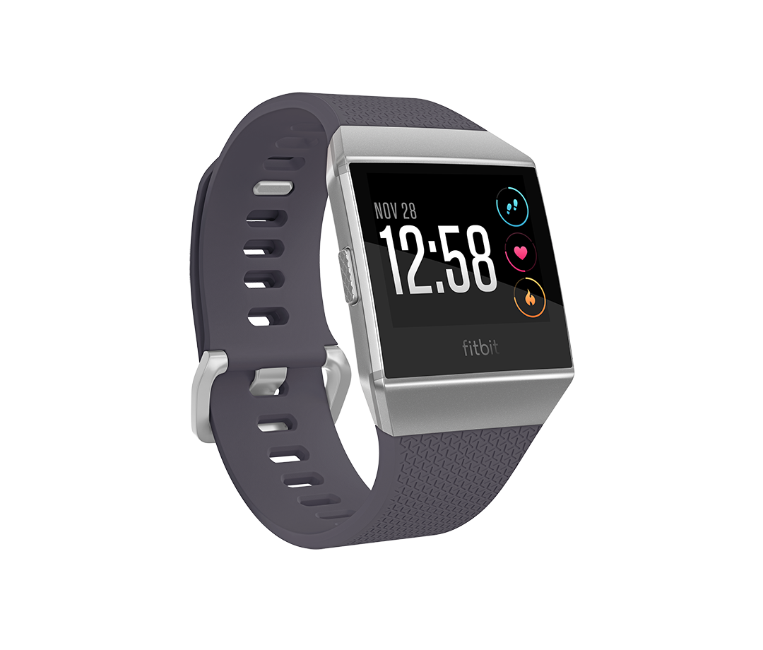 this fitness tracker may soon be iconic the fitbit ionic