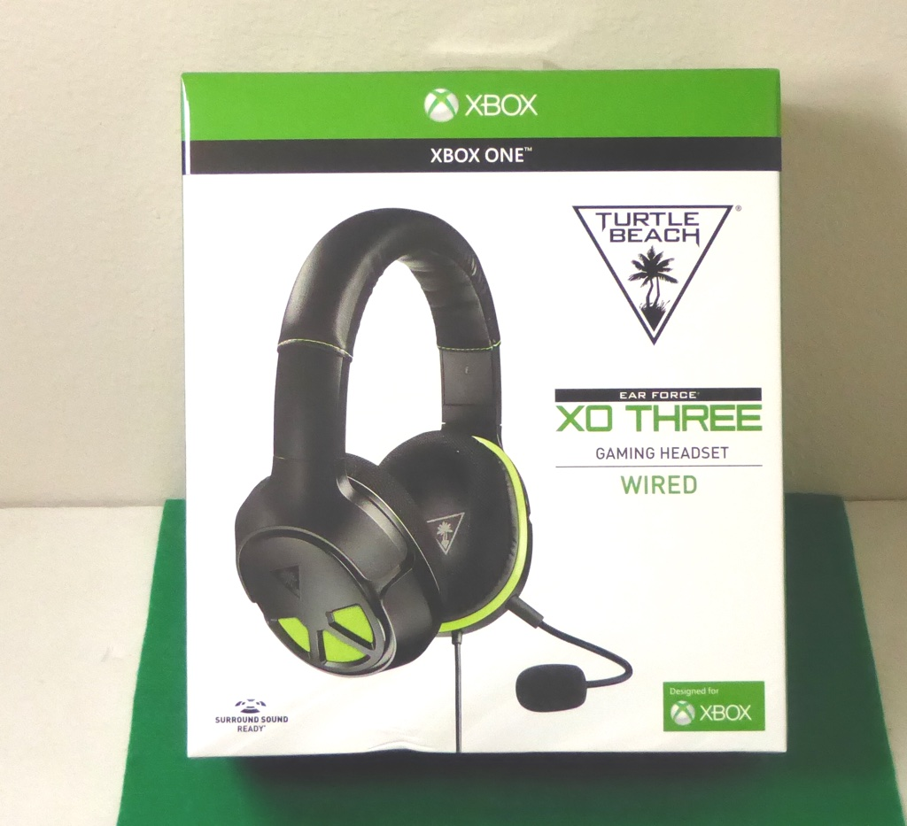 Turtle Beach XO THREE gaming headset review – The Gadgeteer