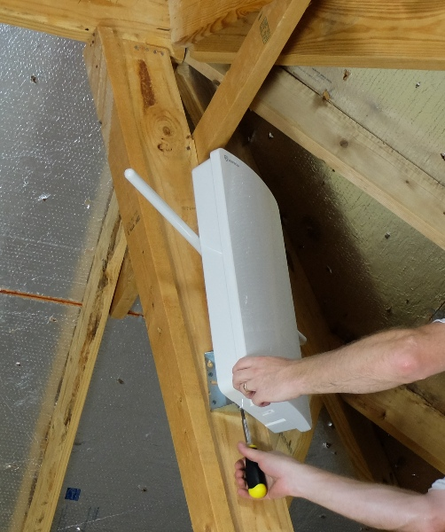 Antop At 125b Indoor Antenna And At 400bv Indoor Outdoor