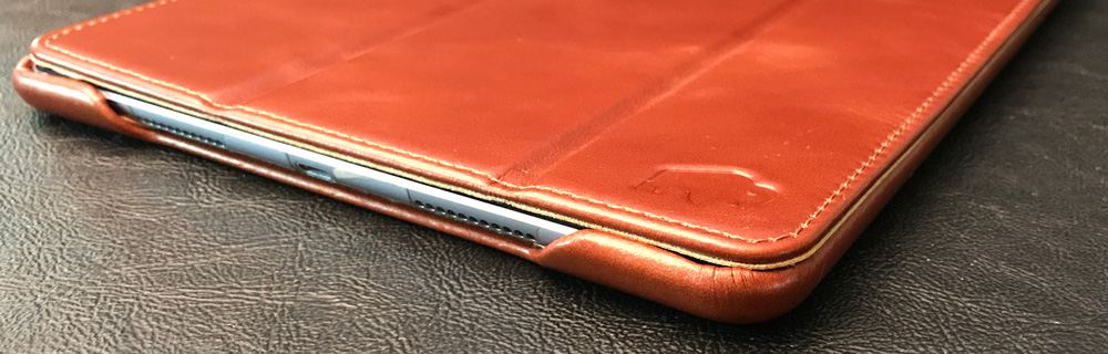 "Burkley Smart Folio iPad Pro 10.5"" case review - The Gadgeteer"