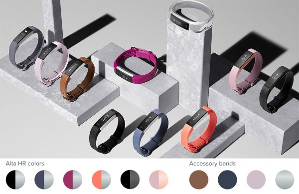 fitbit altaHR colors 1