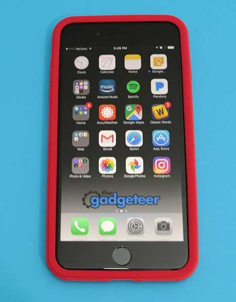 cheaper 7a642 3cffd RhinoShield iPhone 7 Plus cases review – The Gadgeteer