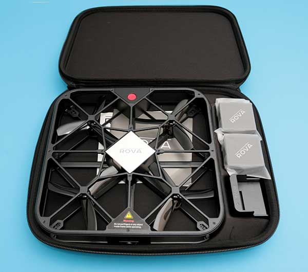 rova selfie drone 3