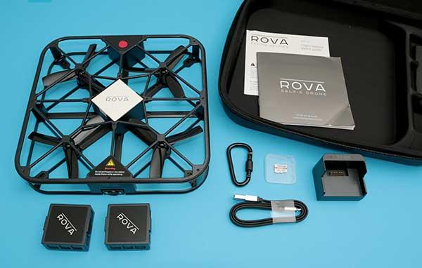 rova selfie drone 4