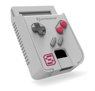 new arrival 59b14 fa0d8 SmartBoy turns your Samsung Galaxy S8 into a Game Boy – The Gadgeteer