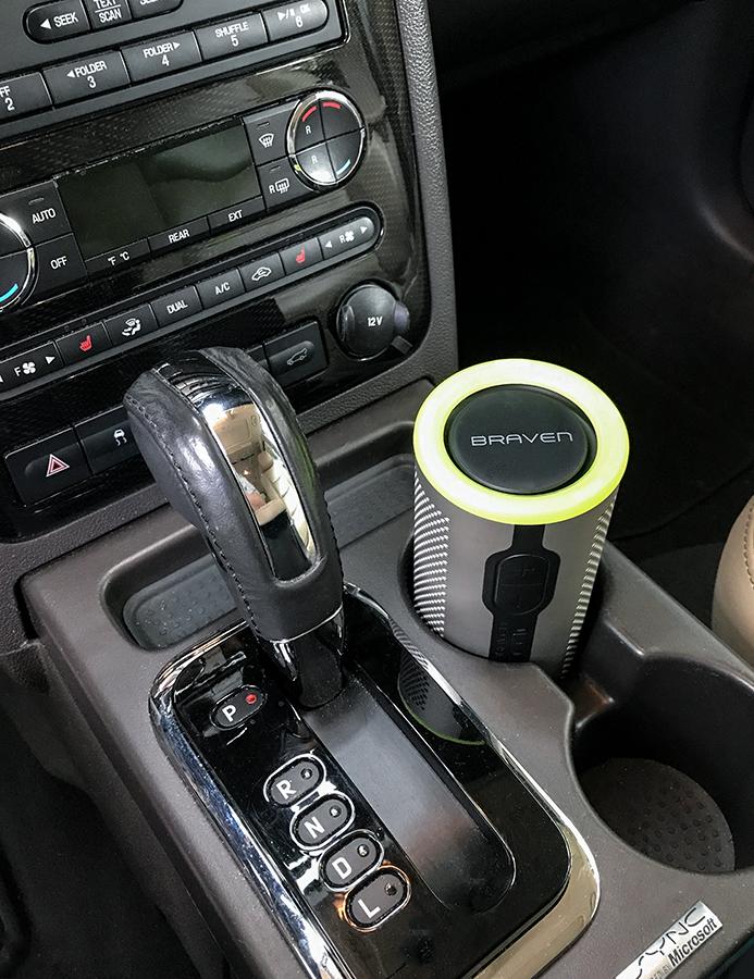 Braven Stryde 360 Bluetooth speaker review – The Gadgeteer