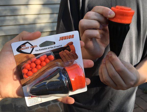 The Pocket Shot Jr. Slingshot review – The Gadgeteer