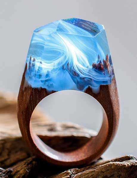 Resin Rings Amazon